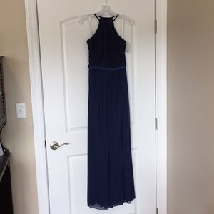 BRAND NEW David's Bridal Long Bridesmaid Gown